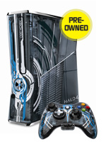 Xbox 360 320GB Limited Edition Halo 4 Console (preowned)