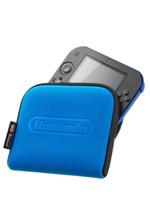 Nintendo 2DS Blue Carry Case