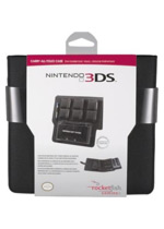 3DS Carry All Folio Case (Black)
