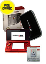 Nintendo 3DS Premium Refurbished Bundle (preowned)