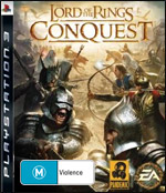 Lord of the Rings: Conquest (preowned)