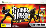 Guitar Hero World Tour: Solo Guitar Pack (preowned)