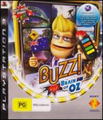 BUZZ! Brain of OZ (preowned)
