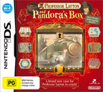 Professor Layton and Pandora's Box (preowned)