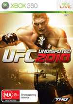 UFC Undisputed 2010 (preowned)