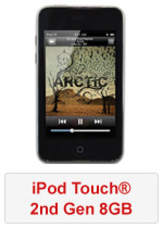 iPod Touch® 2nd Gen 8GB (Refurbished by EB Games) (preowned)