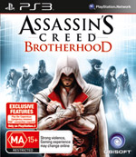 Assassin's Creed: Brotherhood (preowned)