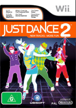 Just Dance 2 (preowned)