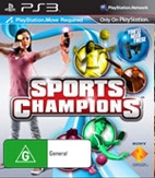Sports Champions (preowned)
