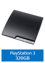 320GB PlayStation 3 (Refurbished by EB Games)