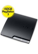 160GB PlayStation 3 (preowned)
