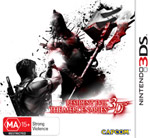 Resident Evil: The Mercenaries 3D (preowned)