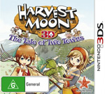 Harvest Moon: The Tale of Two Towns (preowned)