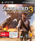 Uncharted 3: Drake's Deception (preowned)