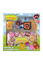 Nintendo DS Moshi Monsters Boy's Accessories Pack