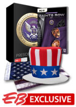 Saints Row IV Presidential Edition