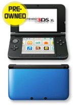 Nintendo 3DS XL (preowned)