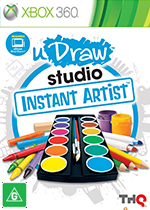 uDraw Studio: Instant Artist - Stand Alone Software (preowned)