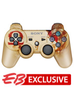 PlayStation 3 DualShock 3 God of War Ascension Controller
