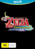 The Legend of Zelda: The Wind Waker HD (preowned)