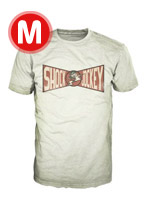 BioShock Infinite: Shock Jockey T-Shirt (White) - Medium