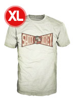 BioShock Infinite: Shock Jockey T-Shirt (White) - Extra Large