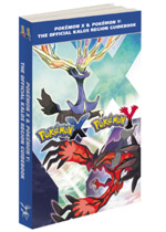 Pokemon X and Pokemon Y Official Strategy Guide