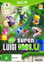 New Super Luigi U (preowned)
