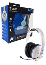 Turtle Beach P11 Headset - White