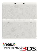 New Nintendo 3DS Cover Plates - No. 010