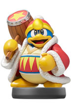 Nintendo amiibo (Super Smash Bros.) - King Dedede Character Figure
