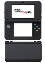 New Nintendo 3DS Console (Black)