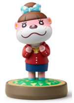 Nintendo amiibo (Animal Crossing) - Lottie (Placeholder Price)