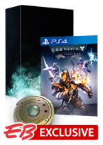 Destiny: The Taken King Collector's Edition