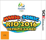 Mario & Sonic at the Rio 2016 Olympic Games (Placeholder Price)