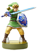 Nintendo amiibo (The Legend of Zelda: Breath of the Wild) - Link (Skyward Sword) Character Figure