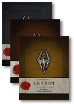 The Elder Scrolls V: Skyrim - The Skyrim Library Bundle