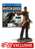 Watch Dogs  Preowned