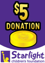 Starlight Week Donation - $5