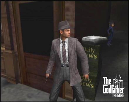 The Godfather The Game Preowned Eb Games Australia